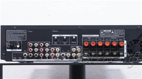 digital samsung samsung av r710 digital 6 1 hdmi av receiver
