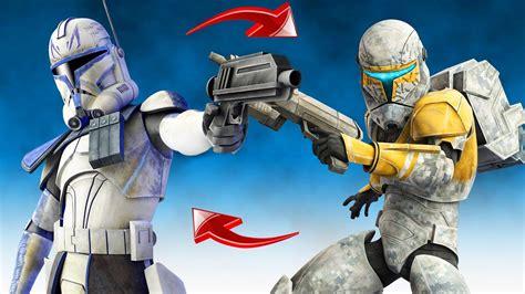 imagenes minimalistas de star wars los top 10 mejores clones de clone wars star wars