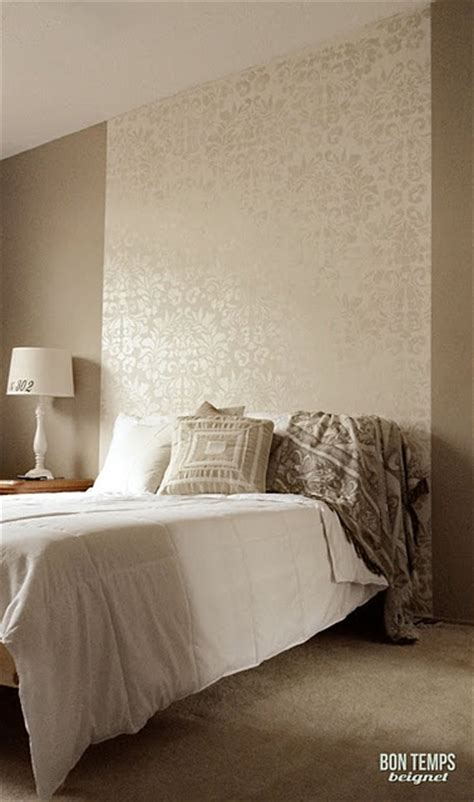 Headboard Painted On Wall by 25 Best Ideas About Painted Headboards On Painting Headboard Paint Headboard And