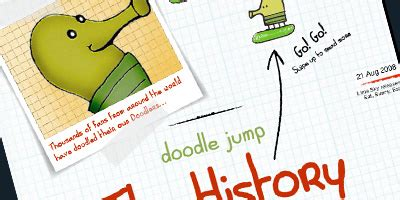 doodle jump record the official companion guide to doodle jump pocket gamer