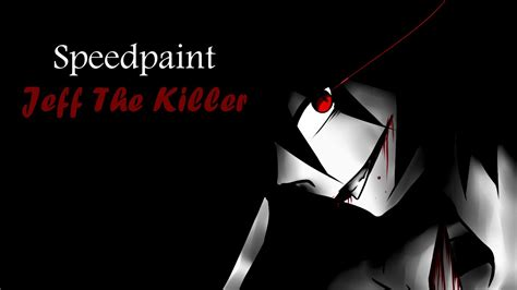 paint tool sai jeff the killer speedpaint jeff the killer sai