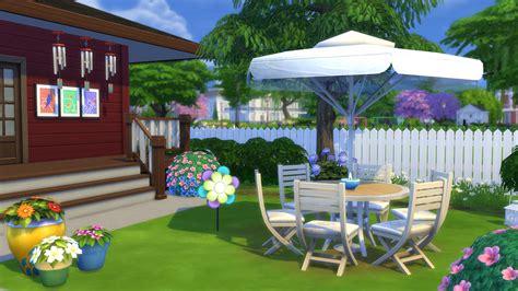 backyard items the sims 4 backyard stuff gameplay features sims
