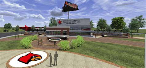 Mba Uinversity Of Louisville by Welcome Center Office Of The President
