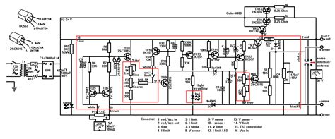 bench power supply circuit diy power supply