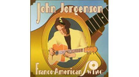 america swings book john jorgenson franco american swing djangobooks com