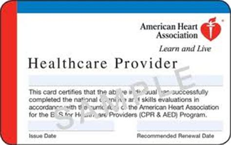 american association cpr card printing template cpr and bls certification by the american association