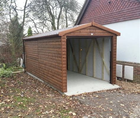 Timber Garages by Timber Garages Wooden Garages Timber Buildings