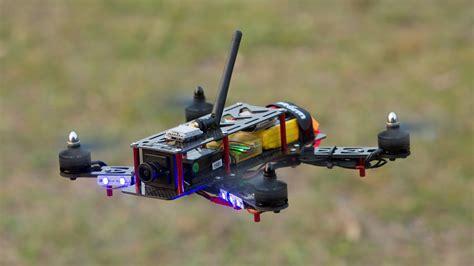 Drone Racer racing drone test flight helipal