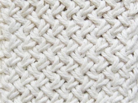 how to basket weave knit diagonal basketweave knitting pattern how did you make