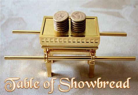 Table Of Showbread by Tabernacle Table Of Showbread Www Imgkid The Image