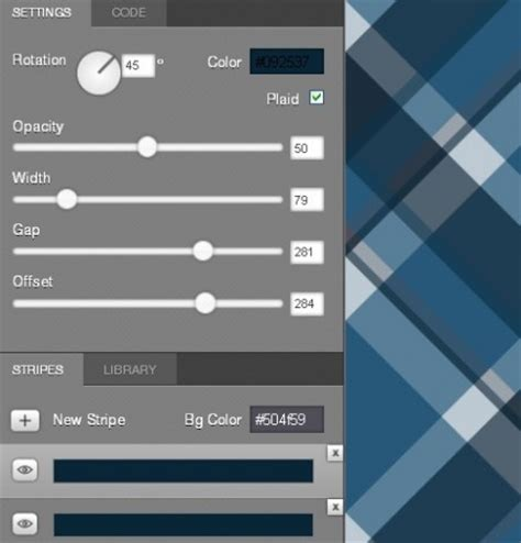 pattern rule generator 5 online stripe generators to generate stripe patterns