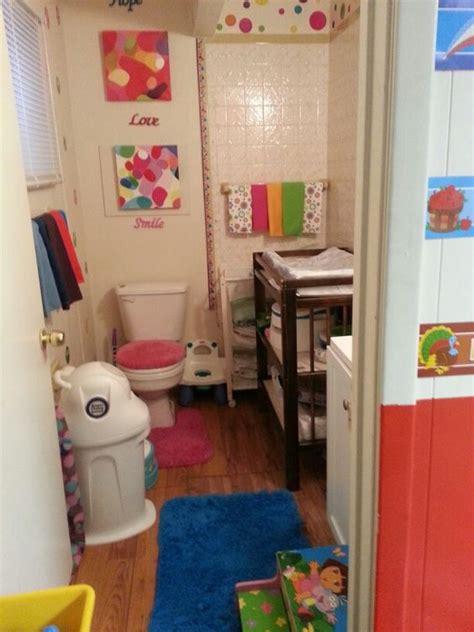 daycare bathroom design my home daycare bathroom home daycare pinterest good