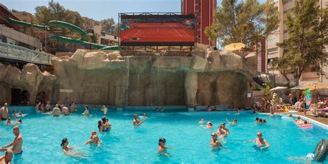 rock gardens benidorm magic aqua rock gardens benidorm viamichelin