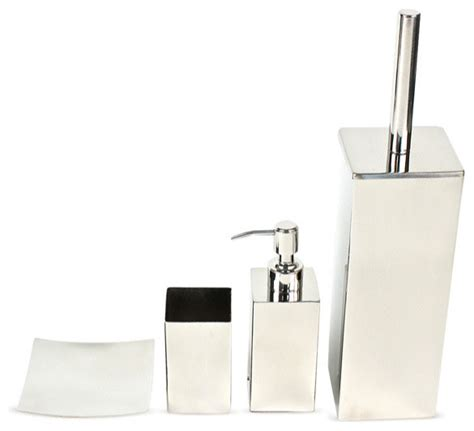 shop houzz nameeks polished chrome bathroom accessory