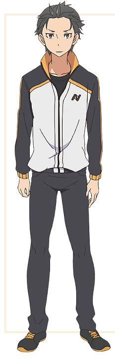 subaru character re zero subaru natsuki characters tv tropes