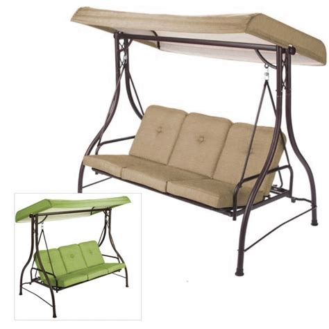 Outdoor Patio Swing Replacement Parts by Patio Swing Canopy Replacement Schwep