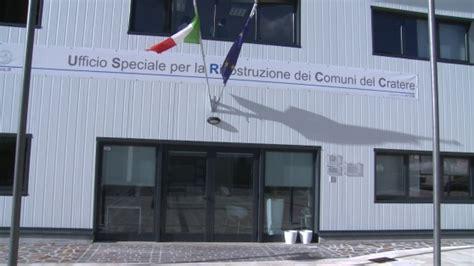 ufficio speciale per la ricostruzione l aquila sisma centro italia l usrc gestir 224 la ricostruzione