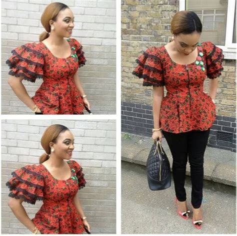 latest ankara and lace in lagos 772 best nigerian lace ankara and gele images on pinterest