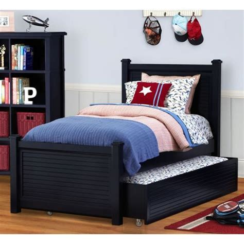 parker bedroom furniture parker twin trundle bed for the boys pinterest