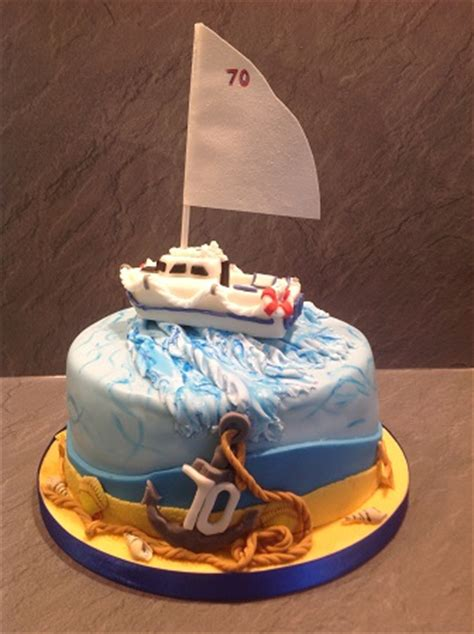 sailing boat birthday cake images hobbies cakes and cupcakes beautiful and unique hand
