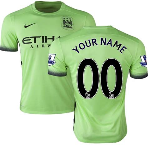 Jersey Manchester City 3rd 15 16 Fullpatch Ucl s customized manchester city fc jersey 15 16 premier league club nike authentic light