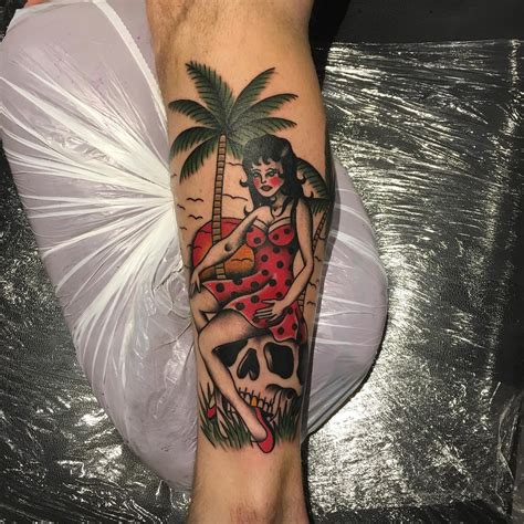 tattoo designs on palm 120 best palm tree designs and meaning ideas of
