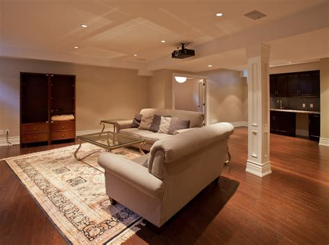 Decorating A Basement by Creating The In Or Guest Suite Basement Renosgroup Ca