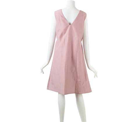Set Kirana Dress label eight and white striped mini dress