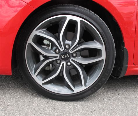 Kia Wheels 2015 Kia Forte Koup Sx Review Wheels Ca