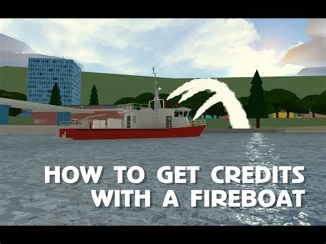 fireboat dynamic ship simulator iii how to get credits with the fireboat in dynamic ship