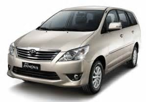 Most Comfortable Car India Toyota Innova And Fortuner Facelifts Coming Tomorrow