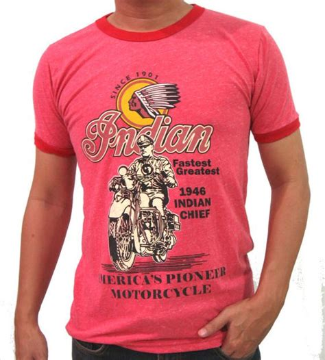 Kaos Classic Motorcycle indian motorcycles vintage designs and motorcycles on