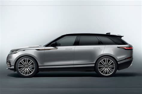 new land rover new range rover velar revealed in pictures by car magazine