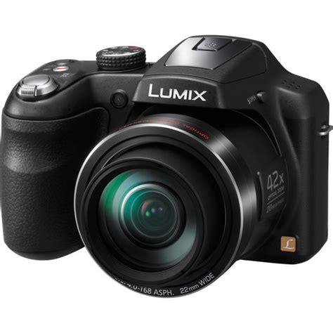 canon lumix digital panasonic lumix dmc lz40 digital black dmc lz40k b h