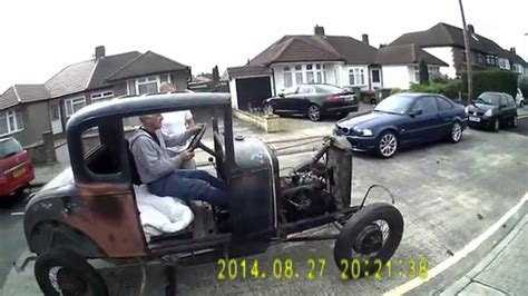 Raht Racer For Sale by 1930 Model A Ford Coupe Uk Rod Project