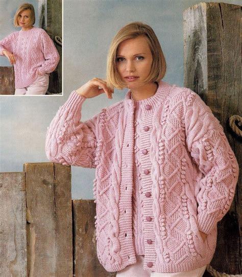 free womens cardigan knitting patterns womens cardigan and sweater dk and aran knitting pattern
