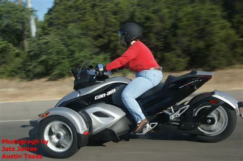 can am spyder roadster three wheeled motorcycle flickr