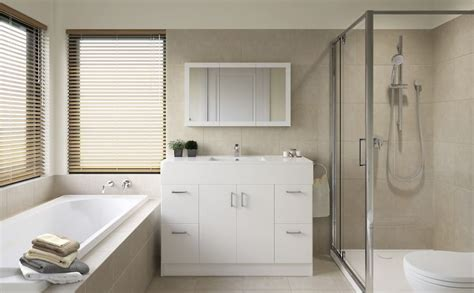 harmony bathroom inspiration package at bunnings