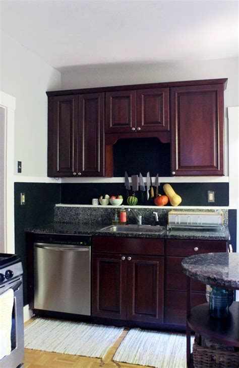 revere pewter with cherry cabinets 79 best images about bi level love on pinterest