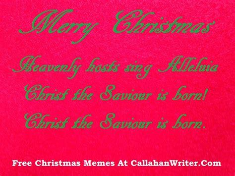 Christian Christmas Memes - free christmas memes fibro chions blog how
