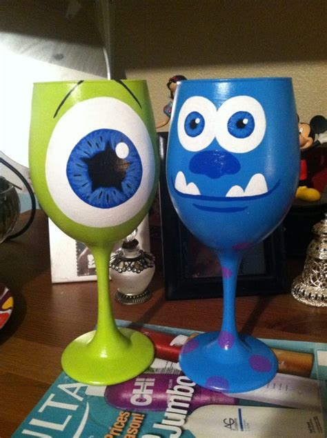 paint pottery and bead it best 25 mike and sulley ideas on sulley