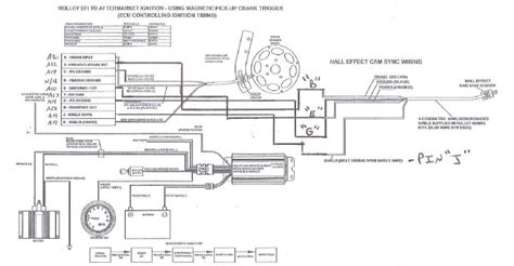 holley dominator efi wiring diagram wiring diagram and