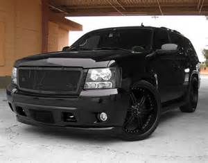 black chevy tahoe release date price and specs