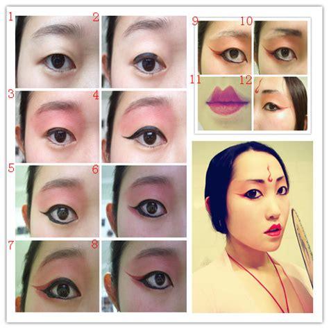 asian eye makeup tutorial how to create a natural asian vixen makeup tutorial by 0obluubloodo0 on deviantart
