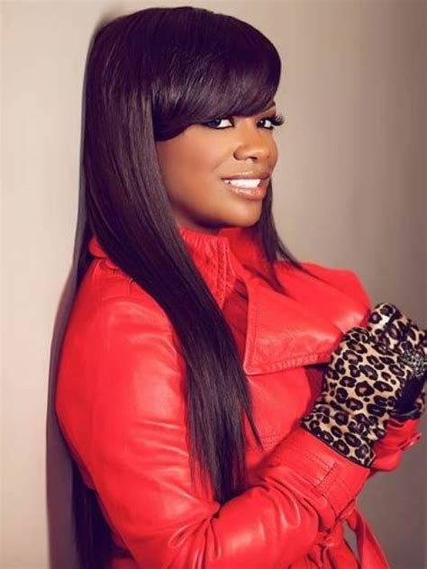 does phaedras hair teal kandi burruss my heart does go out to porsha