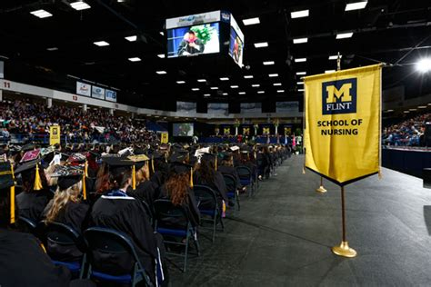 Um Flint S School Of by Um Flint S December Commencement Celebrates Graduates