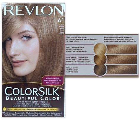 what hair colour age 61 revlon colorsilk sin amon 237 aco nro 61 c caja v beautyshop