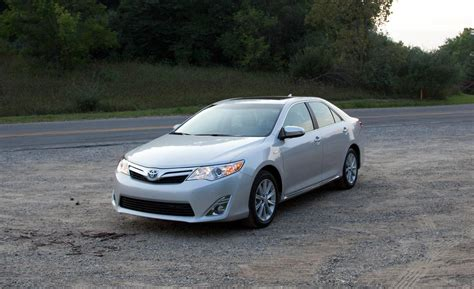 2012 Toyota Camry Problems Car And Driver