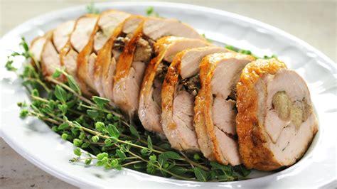 turkey boneless breast roast recipe stuffed turkey breast