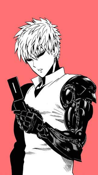 wallpaper iphone 6 one punch man one punch man genos iphone 6 wallpaper
